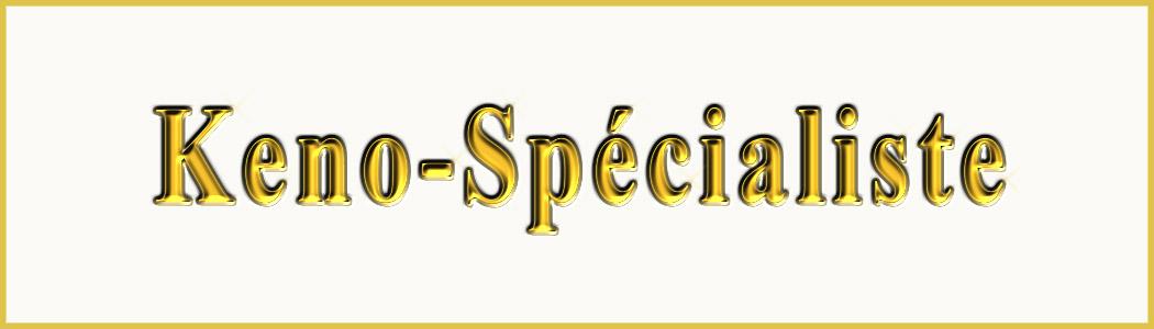 Keno-Spécialiste