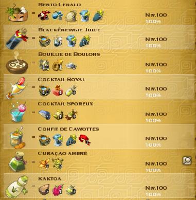 Cuisinier 100 for Cuisinier xviii