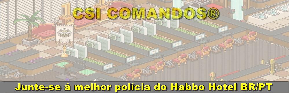 CSI COMANDOS ® Oficial