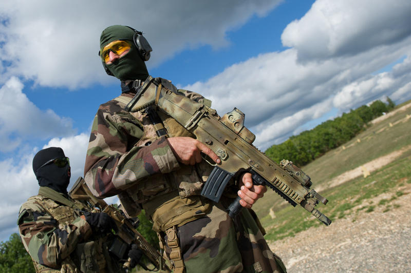 ARMEMENT FORCES SPÉCIALES FRANCAISES