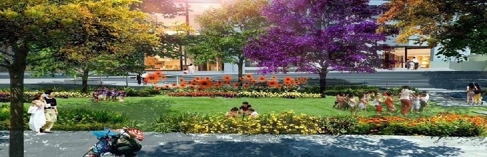 Vườn hoa Goldmark City
