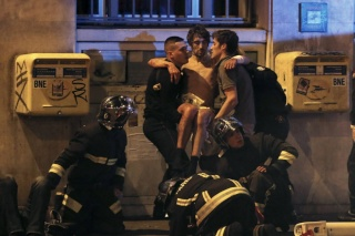 La France, sous le choc des attentats terroristes