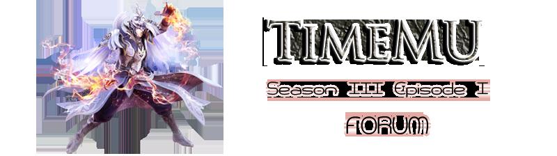TimeMU Forum