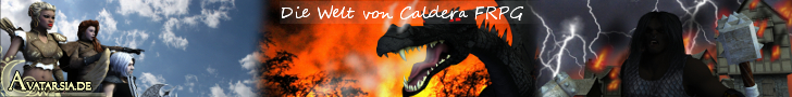 Die Welt von Caldera - Aufbruch in eine neue Welt