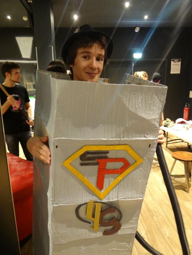 Concours Super Costumes 2ème