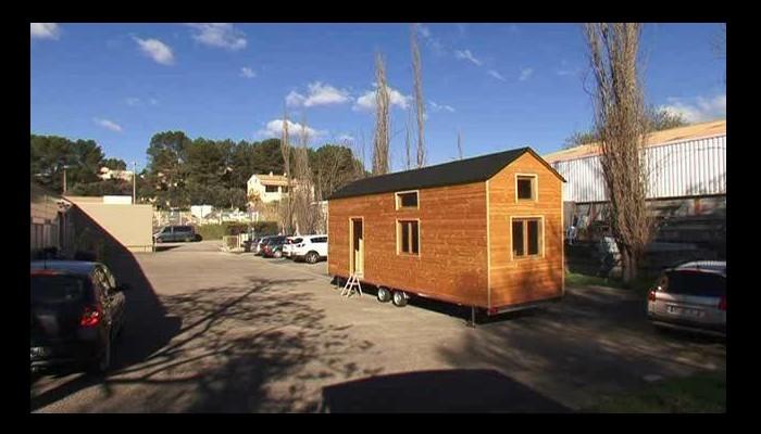 Sans permis de construire autonomes et mobiles les tiny house arrivent dans - Forum permis de construire ...