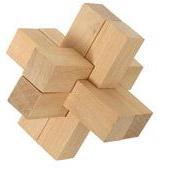 casse tete en bois solution