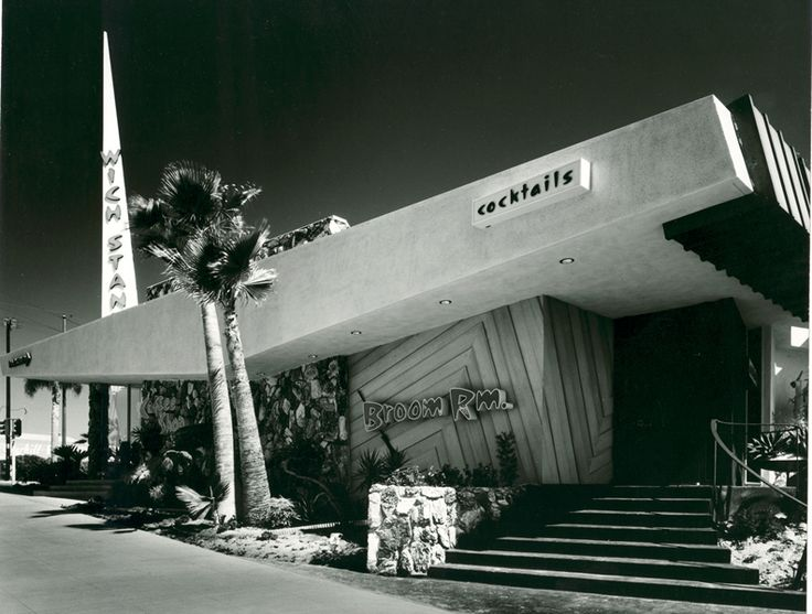 Los Angeles - Googie and Mid Century architecture