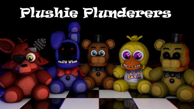 Plushie Plunderers
