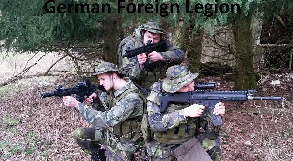 GermanForeignLegion