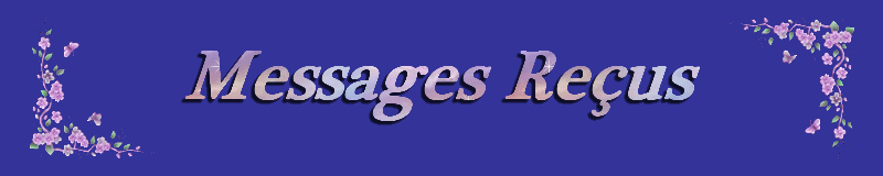 Messages re�us