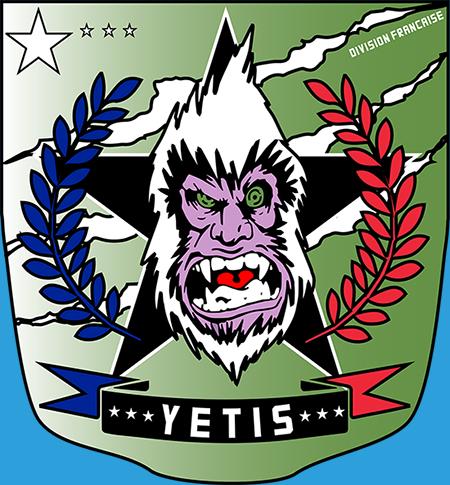 Division des YETIS