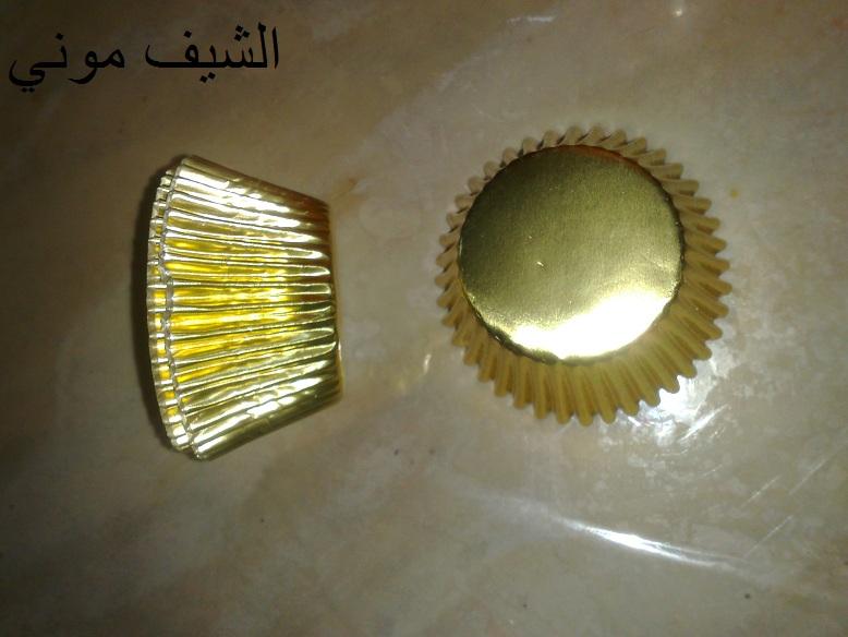 سايحة 4 بيضات فانيليا كوب سكر مكونات الكريم شانتي للتزيين: