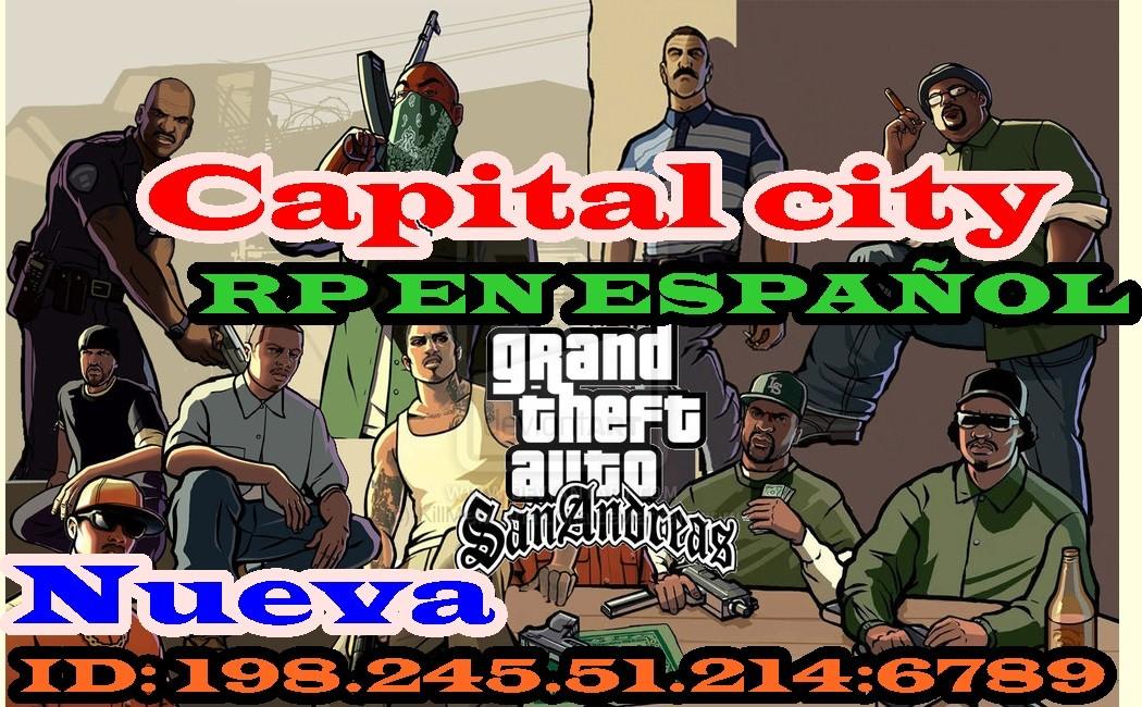 Foro Del Servidor Capital City RP