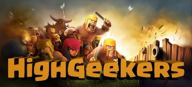 High Geekers - Clash of Clan