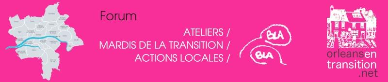 Villes en Transition - Agglomération d'Orléans