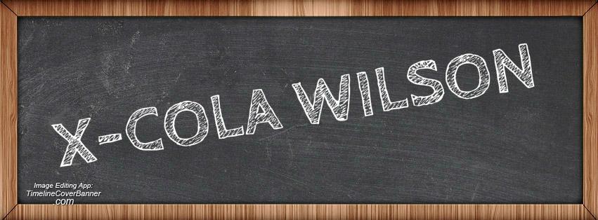 X-COLA WILSON