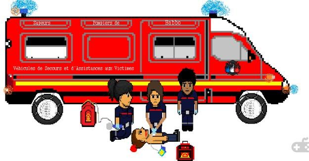 [SP] Sapeur Pompier !