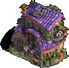 * La maison des nains