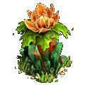 * La fleur de pierre (niv 13)