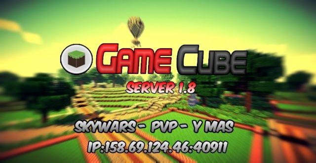 GameCube - El Mejor server!