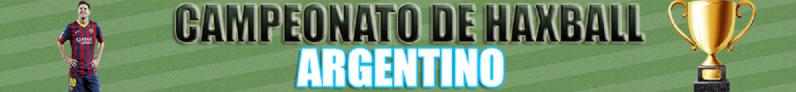 Campeonato Argentino de Haxball.