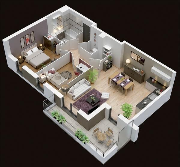 Old apartment layout : Tp demande d appartement