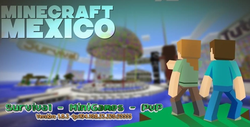 Foro Oficial de Minecraf-Mexico