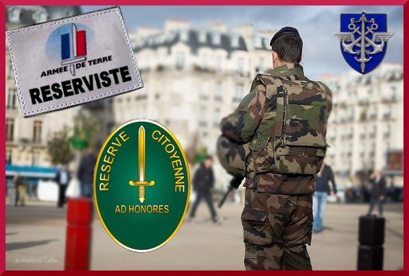 Réservistes des Deux-Sèvres (79)