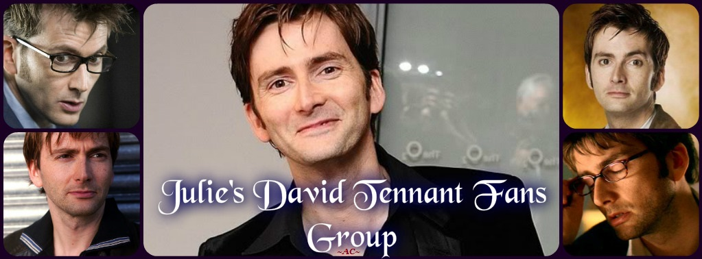 Julie's David Tennant's Fans Group