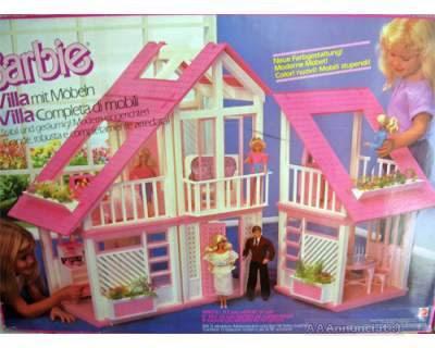 Cerco casa di barbie for Cerco arredamento casa in regalo