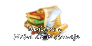 Registros y Ficha de Personaje
