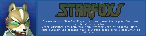 Starfox PLAYER