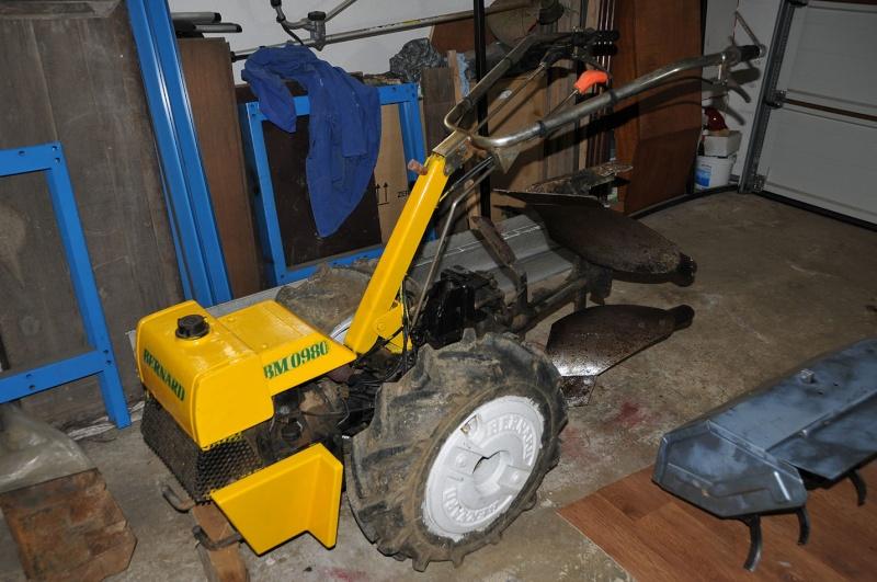 motoculteur bernard moteurs 0980 et 0880. Black Bedroom Furniture Sets. Home Design Ideas