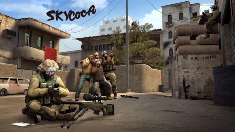 Team Skycoca
