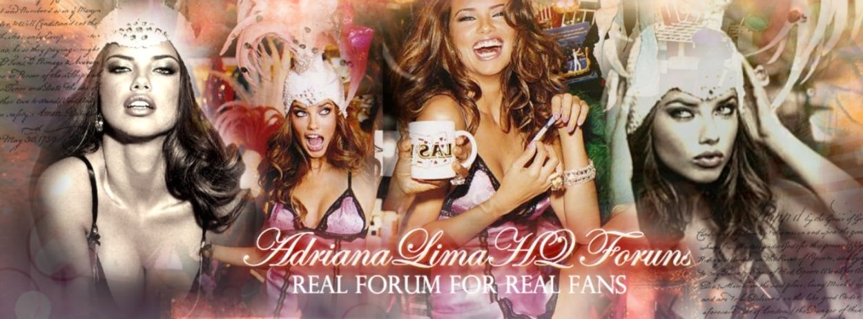 AdrianaLimaHQ Forum