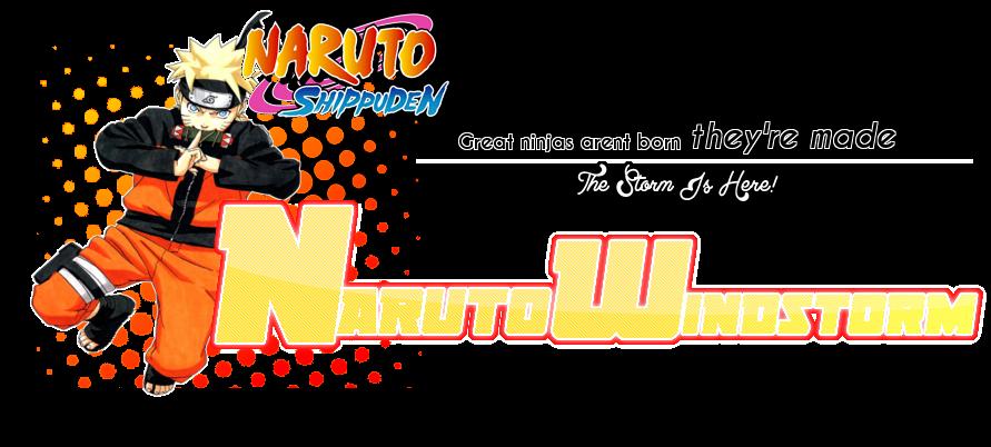 Naruto WindStorm