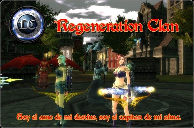 Clan REGENERATION