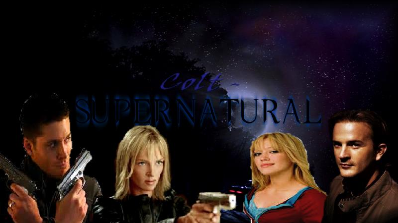 supernatural- love family